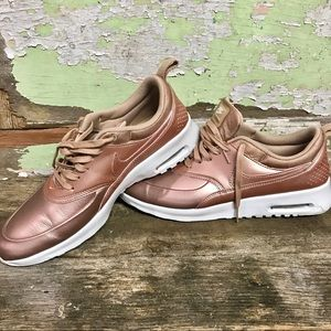Nike   Air Max Thea Rose Gold Size 11